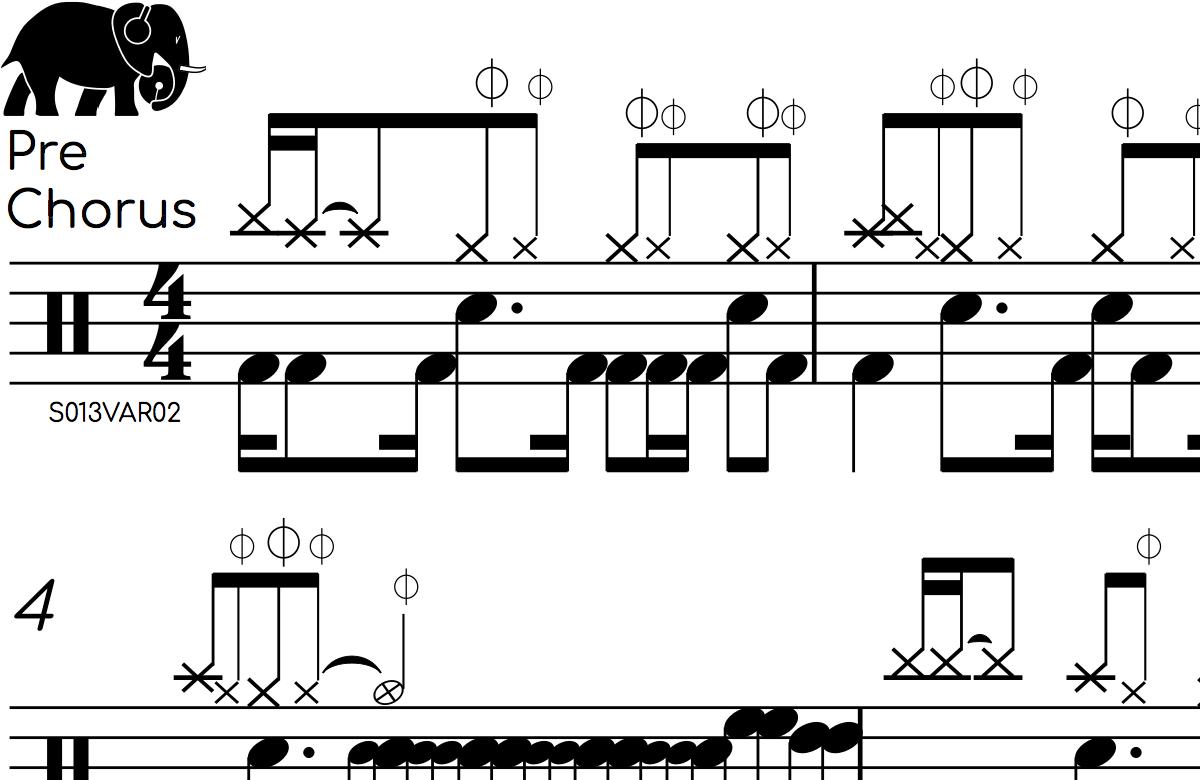 Drum Groove #46